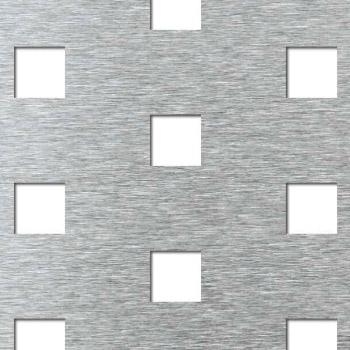 Reikälevy Neliö reikä C15 T40