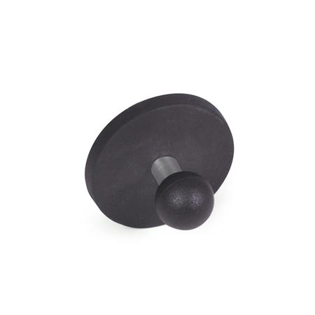 GN-51.7-Magnets-with-ball-knob-with-key-ring-with-rubber-jacket-A-with-knob