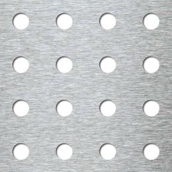 Reikälevy Pyöreä reikä R10 U25,98