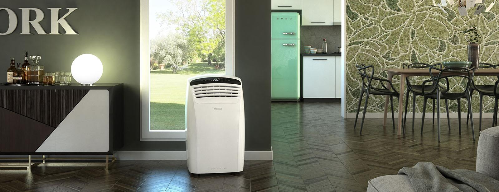 Dolceclima Silent 10 P siirrettävä ilmastointilaite