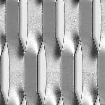 Rhomb mallin levyverkko 100x34x15