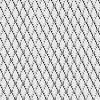 Mevaco levyverkko rhomb 16x8x1,5
