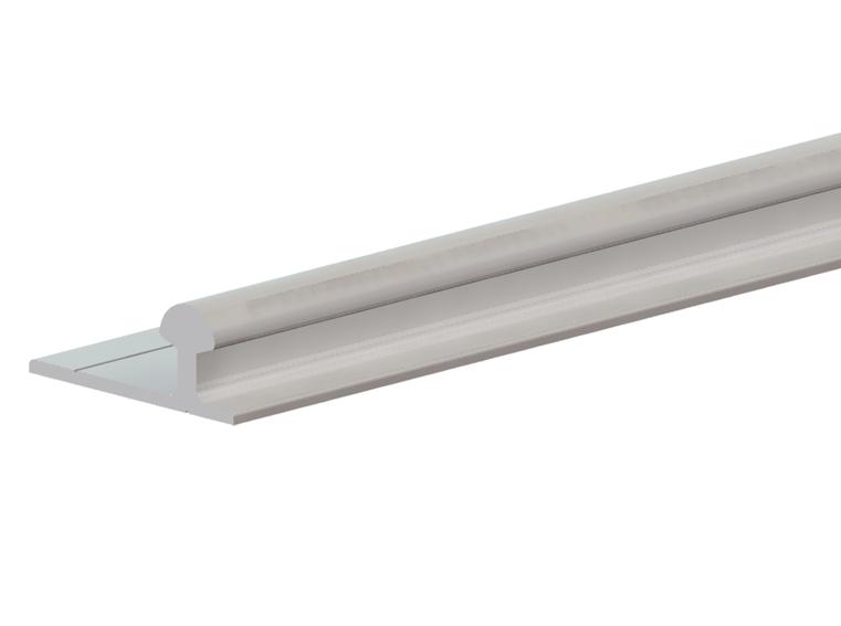Valcomp Ares 2 liukukiskojärjestelmä kaapeille - alumiinikisko
