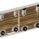 Valcomp Ares 2 liukukiskojärjestelmä kaapeille - kaksi paneelia