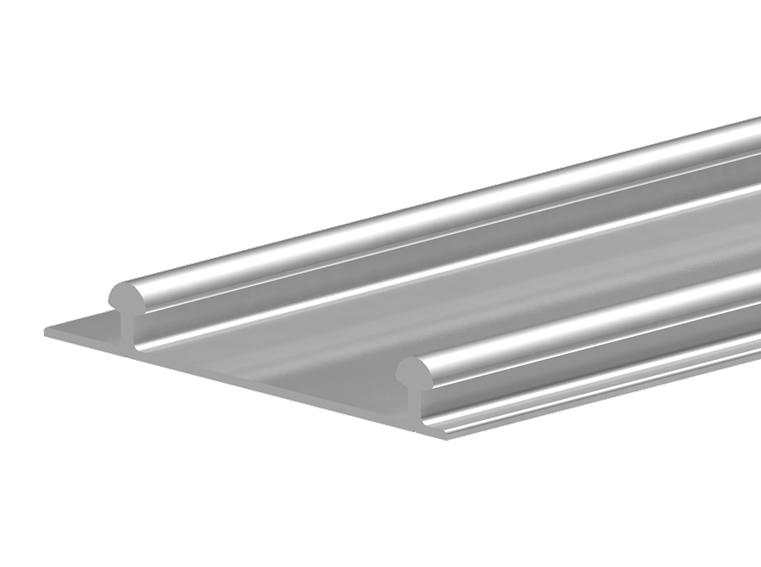 Valcomp Ares 3 liukukiskojärjestelmä kaapeille - alumiinikiskot