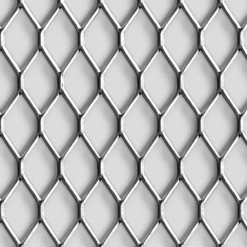 Mevaco levyverkko hexagonal 43x20x2,5