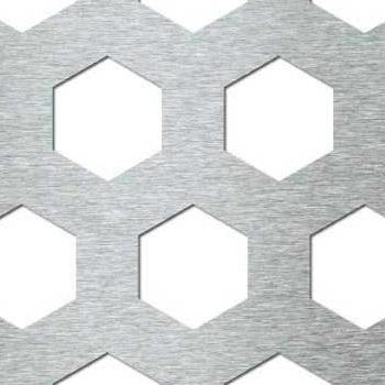 Mevaco reikälevy Creative Line Honeycomb