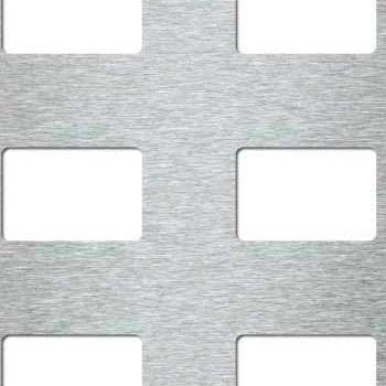 Mevaco reikälevy Creative Line rectangular