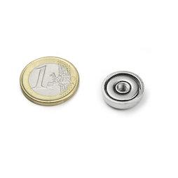 spinea pot-magneetit sisäkierteiset magneetit