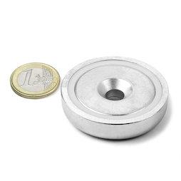 spinea pot-magneetit uppokantareiälliset magneetit