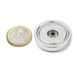 spinea pot-magneetit reiälliset magneetit