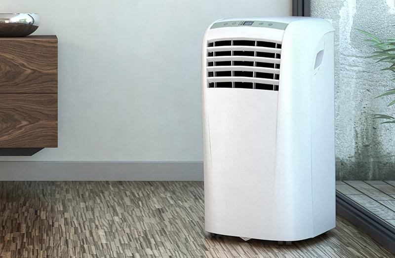 Spinea siirrettävät ilmastointilaitteet