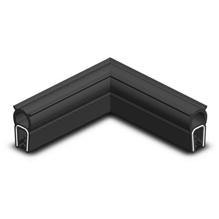 GN-2181-Edge-protection-seal-profile-corners-A-Upper-seal-profile