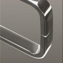 Struktur Metall peililevy Black