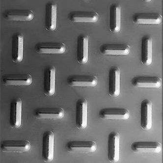 Struktur Metall liukuestelevy Tetra