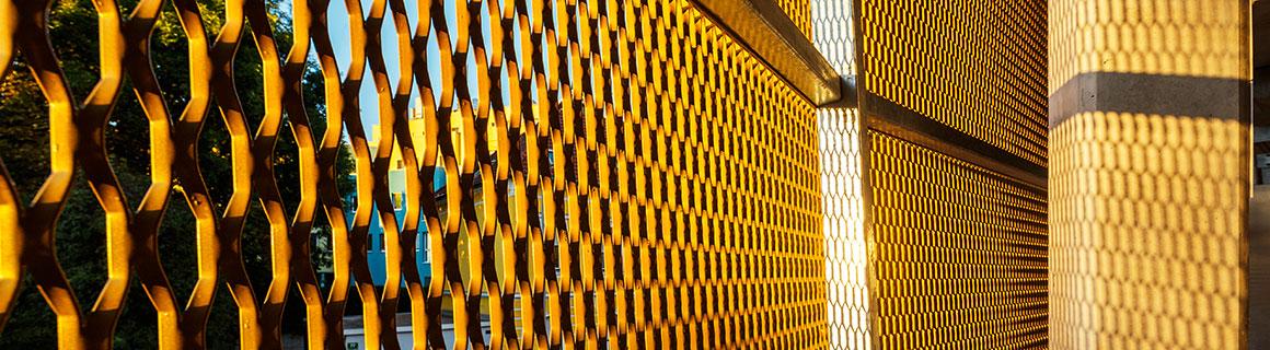 Mevaco levyverkko hexagonal