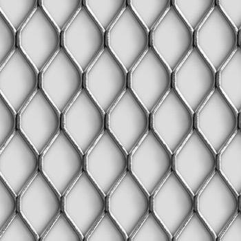 Mevaco levyverkko hexagonal 43x23x2,5