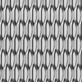Mevaco levyverkko hexagonal 45x13,5x5