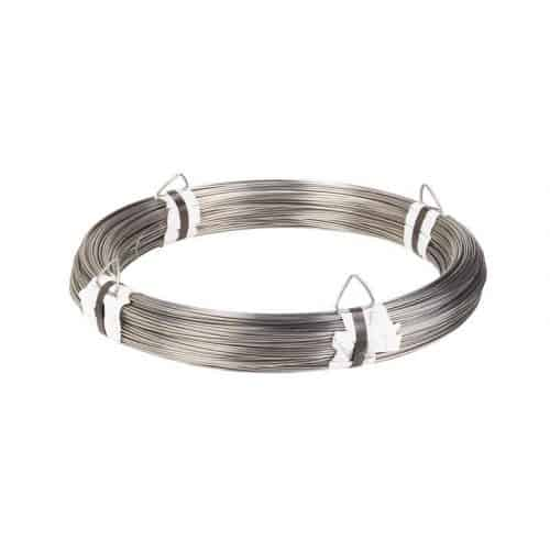 o 1 mm stainless steel wire 316l v4a soft annealed polished food contact approved 100kg 160 meters