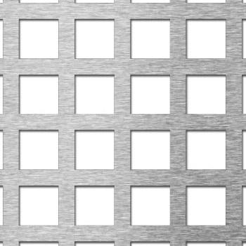 MEVACO reikälevy neliö reikä C20 U28