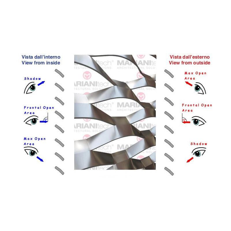 JEREZ-XS levyverkko aurinkosuojaominaisuudet