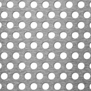 MEVACO reikälevy pyöreä reikä R10 T16