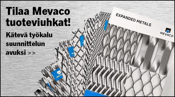 Tilaa Mevaco tuoteviuhkat!